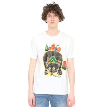 【グラニフ:トップス】グラニフ Tシャツ メンズ レディース 半袖 きくちちき(エリックカール)