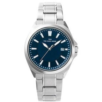 【ザ・クロックハウス:時計】ザ・クロックハウス ソーラー MBC1004-NV2A 腕時計 就活 入学 就職 ギフト プレゼント ビジネス カジュアル