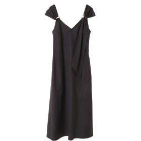 ELIN Paneled dress ワンピース,グレー