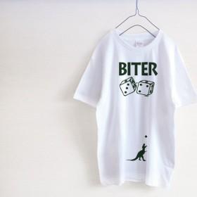 サイコロと恐竜 Tシャツ