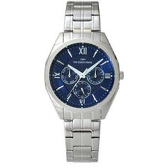 【ザ・クロックハウス:時計】ザ・クロックハウス ソーラー MBC1002-BL1A 腕時計 就活 入学 就職 ギフト プレゼント ビジネス カジュアル