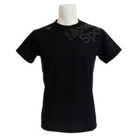 【Super Sports XEBIO & mall店:トップス】クアトロセンサー 半袖Tシャツ DMMNJA54 BK