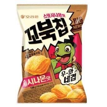 『ORION』コブックチップ(シナモン味65g・352kcal) オリオン スナック 韓国お菓子