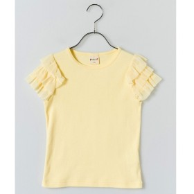 [キッズ]PICNIC MARKET Tシャツ イエロー ベビー・キッズウェア キッズ(100~120cm) トップス(女児) (60)