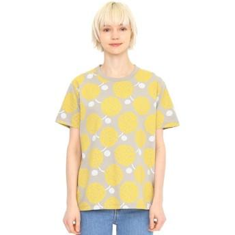 [マルイ]【セール】【ユニセックス】マルチパターンTシャツC/バタフライフラワー/グラニフ(graniph)