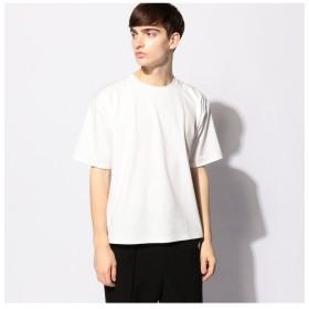 メンズビギ ポンチノーマルクルーTシャツ メンズ ホワイト M 【Men's Bigi】