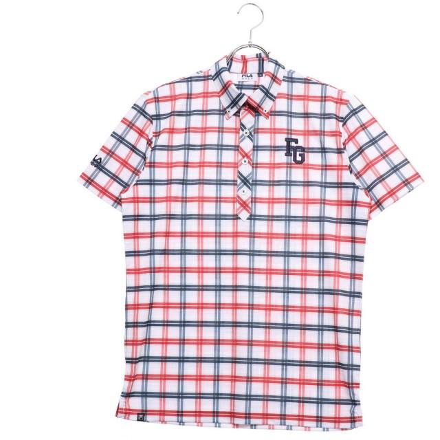 フィラ FILA メンズ ゴルフ 半袖シャツ 半袖シャツ 749624
