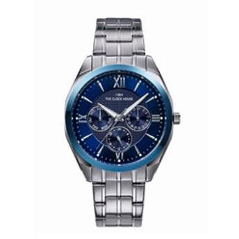 【ザ・クロックハウス:時計】ザ・クロックハウス ソーラー MBC1002-BL2ALIM 腕時計 就活 入学 就職 ギフト プレゼント ビジネス カジュアル