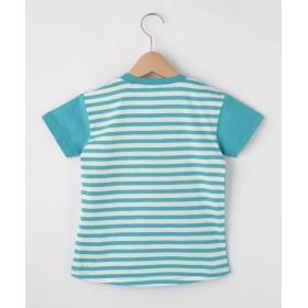 Tシャツ - 3can4on 【80cm~110cm】クマさんプリントTシャツ