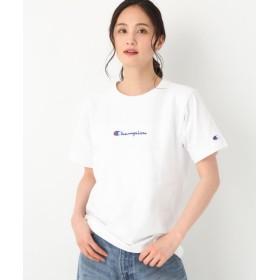 (GLOBAL WORK/グローバルワーク)チャンピオンロゴBIGTEE半袖【Champion】/ [.st](ドットエスティ)公式