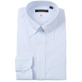 【THE SUIT COMPANY:トップス】ボタンダウンカラードレスシャツ ストライプ 〔EC・BASIC〕
