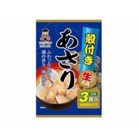 神州一味噌 殻付きあさり汁 3食 ×12 4902703085024