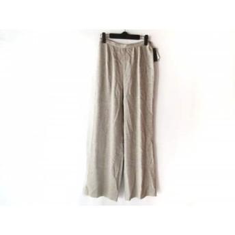 【中古】 バーバリーズ Burberry's パンツ サイズ40 M メンズ ライトグレー