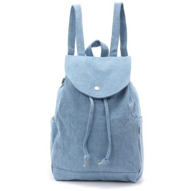 142baec40e4a Daily russet / デイリーラシット 【BAGGU】DRAWSTRING BACKPACK/リュック