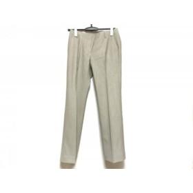 【中古】 セオリー theory パンツ サイズ2 S レディース 美品 ライトグレー