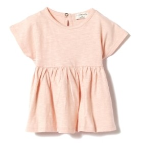 1+in the family / AROA blouse トップス 19(1~4才) キッズ Tシャツ light rose 48m