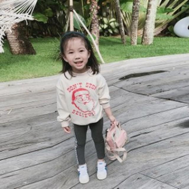 スウェットパーカー女の子 子供 長袖 キッズ プルオーバー 2019春新作 韓国風 トップス カジュアル ゆったり