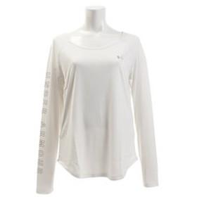 【Super Sports XEBIO & mall店:トップス】サンブロックロングスリーブ トレーニング Tシャツ #1344114 OXW/PCG/MSV AT