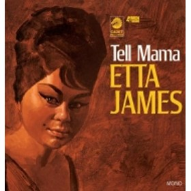 Etta James/Tell Mama (Coloured Vinyl)
