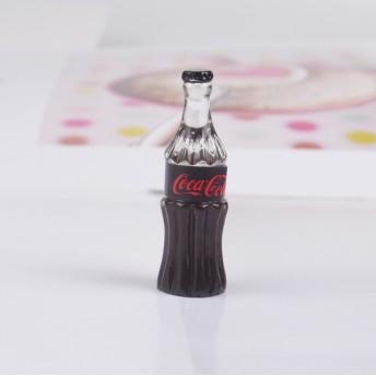 樹脂 部品 立体 コーラの瓶 携帯の殻 微景観 部品 材料 m0002