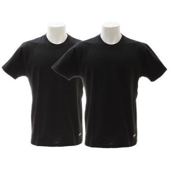 THRASHER 半袖Tシャツ 2枚組 THTY-PSST01BK (Men's)