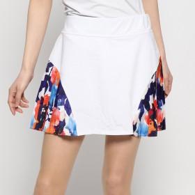 デシグアル Desigual スカートショート (ホワイト)