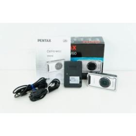 【中古】PENTAXペンタックス コンパクトデジタルカメラ Optioオプティオ W60 1000万画素