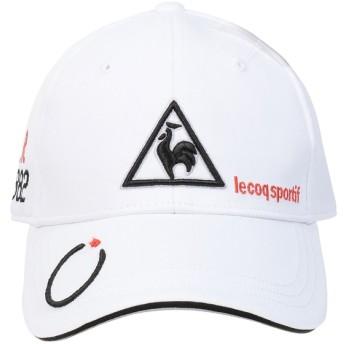 ゴルフ アクセサリー ボウシ メンズ le coq GOLF(ルコックゴルフ) QG0266 N942