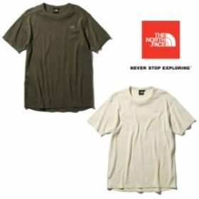 ノースフェイス ショートスリーブハニカムクルー NT11942 メンズ/男性用 Tシャツ S/S Honeycomb Crew 2019年春夏新作