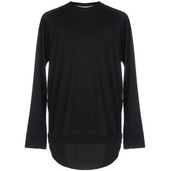 《期間限定セール開催中!》NIKE メンズ T シャツ ブラック S ポリエステル 76% / コットン 24%