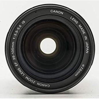 【中古 良品】 Canon 標準ズームレンズ EF28-135mm F3.5-5.6 IS USM フルサ