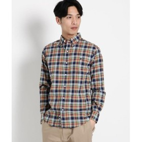 Dessin / デッサン GYMPHLEX(R) チェックシャツ