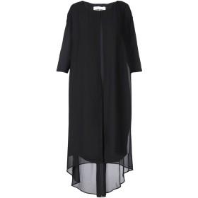 《セール開催中》5PREVIEW レディース ロングワンピース&ドレス ブラック XS ポリエステル 100%