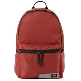 PORTER / PORTER RAYS DAYPACK メンズ リュック・バックパック RED ONE SIZE