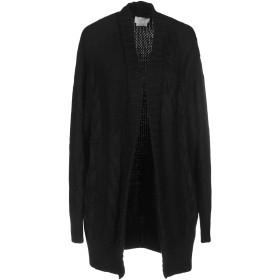 《期間限定 セール開催中》DKNY レディース カーディガン ブラック S ウール 100%