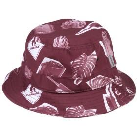 《期間限定 セール開催中》CARHARTT メンズ 帽子 ボルドー S/M ポリエステル 100%