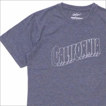 (新品)WTW(ダブルティー) CALIFORNIA TEE (Tシャツ) NAVY 200-007876-047x【新品】(半袖Tシャツ)