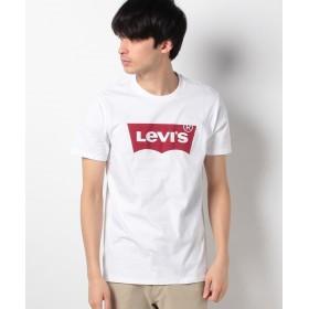 マルカワ リーバイス バットウイング 半袖Tシャツ メンズ ホワイト S 【MARUKAWA】