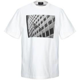 《セール開催中》CALVIN KLEIN x ANDY WARHOL メンズ T シャツ ホワイト XS コットン 100%