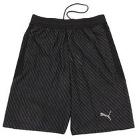 【Super Sports XEBIO & mall店:パンツ】VENT ニット ショーツ 10インチ 518000 03 BLK