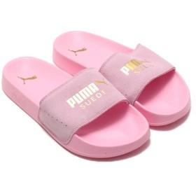 プーマ PUMA サンダル リードキャット スウェード (PALE PINK-PUM) 19SP-I