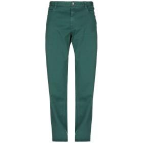 《期間限定 セール開催中》HENRY COTTON'S メンズ パンツ グリーン 40 コットン 98% / ポリウレタン 2%