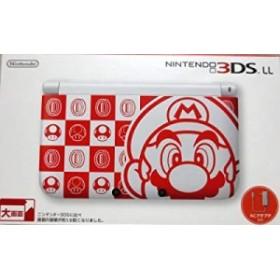 【中古 良品】 【限定品】ニンテンドー 3DS LL マリオホワイト