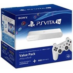 【中古 良品】 PlayStation Vita TV Value Pack (VTE-1000AA01) 【メーカー