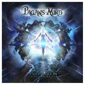 Pagan's Mind Full Circle [2CD+DVD] CD