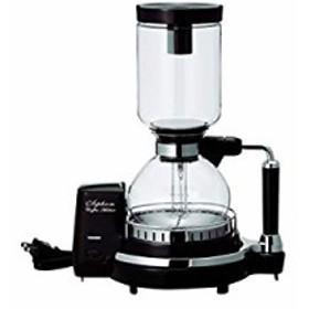【中古品】TWINBIRD サイフォン式コーヒーメーカー ブラウン CM-D854BR
