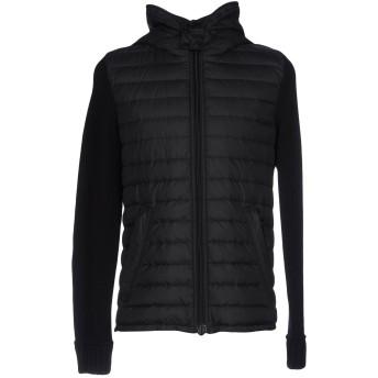 《期間限定セール開催中!》DUVETICA メンズ ダウンジャケット ブラック 48 ナイロン 100% / バージンウール