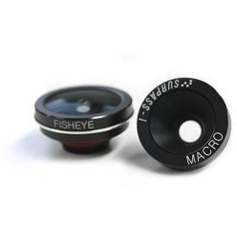 サーパスアイ オプション交換用レンズ 魚眼レンズ&マクロレンズ SP6352 ( 1コ入 )/ サーパスアイ(SURPASS-i)