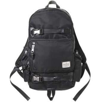 マキャベリック(MAKAVELIC) バックパック SIERRA SUPERIORITY BIND UP BACKPACK ブラック 3106-10105 リュックサック バッグ 鞄 通勤通学