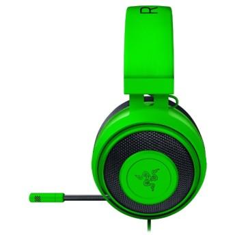 Kraken Green RZ04-02830200-R3M1 [φ3.5mmミニプラグ /両耳 /ヘッドバンドタイプ]